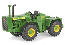 JOHN DEERE 8010 4WD TRACTOR  Special Edition