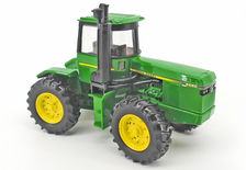 JOHN DEERE 8450 4WD TRACTOR
