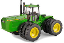 JOHN DEERE 8560 4WD TRACTOR on TRIPLES  Special Edition