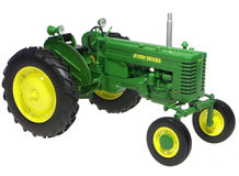 JOHN DEERE MT TRACTOR with wf axle    High detail