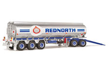 KENWORTH ADDITIONAL FUEL TANKER & DOLLY to suit RED NORTH Road Train