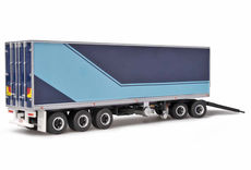 KENWORTH ADDITIONAL REFER PANTECH TRAILER & DOLLY to suit SAR ROADTRAIN