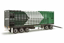 KENWORTH ADDITIONAL TRAILER & DOLLY to suit KW ROAD TRAIN  (McIver Transport)