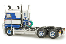 KENWORTH K100 ROAD TRAIN with two FUEL TANKER TRAILERS