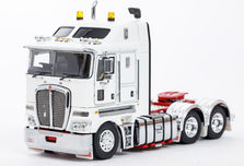 KENWORTH K200 2.3 CAB PRIME MOVER  (white/red)  Very Detailed