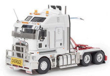 KENWORTH K200 PRIME MOVER,  New style.  White,  Red or Blue/grey  Very detailed