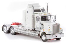 KENWORTH T900 LEGEND PRIME MOVER  (white/red, white/black, white/blue)