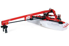 LELY SPLENDIMO 550P MOWER   precision model