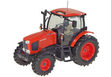 KUBOTA M135GX MFD TRACTOR   Very detailed