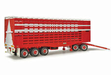 MACK ADDITIONAL CATTLE TRUCK TRAILER & DOLLY (to suit Barkly Transport)