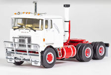 MACK F700 COE PRIME MOVER TRUCK (White/red, Blue/black, Black or Red/black)