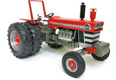 MASSEY FERGUSON 1150 V8 TRACTOR with Duals High Detail model