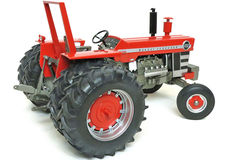 MASSEY FERGUSON 1150 V8 TRACTOR with Duals High Detail model limited