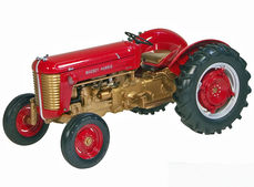 MASSEY HARRIS MH50 TRACTOR  (1956)    Precision quality