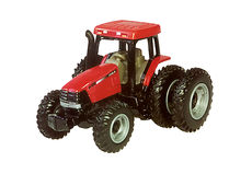 CASE/IH MX135 MFD TRACTOR with DUALS