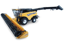 NEW HOLLAND CR10.90 HEADER  Very Detailed