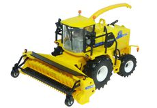 NEW HOLLAND FX60 SP FORAGE HARVESTER (2 heads)