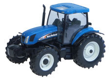 NEW HOLLAND TS135A MFD TRACTOR