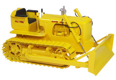 OLIVER OC12 DIESEL DOZER    very detailed