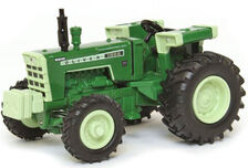 OLIVER 1955 FWA TRACTOR   High Detail