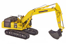 KOMATSU PC 490 LC-10 EXCAVATOR  very detailed