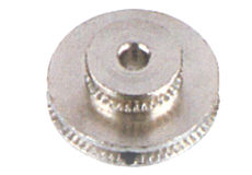 WILESCO PULLEY, TWIN GROOVED