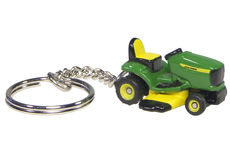 JOHN DEERE RIDE-ON MOWER KEY RING