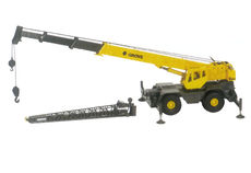 GROVE RT 870 MOBILE CRANE