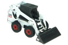 BOBCAT S300 SKID STEER LOADER  (no box)
