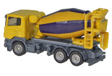SCANIA CONCRETE AGITATOR (READY MIX) TRUCK
