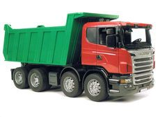 SCANIA HEAVY DUTY TIP TRUCK