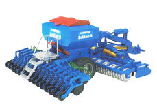 LEMKEN SOLITAIRE 9 AIR DRILL