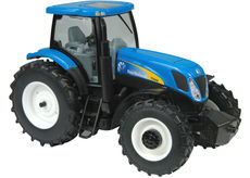 NEW HOLLAND T7040 TRACTOR     Dealer Edition   (faded box)