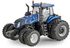 NEW HOLLAND T8.435 TRACTOR with Front & Rear DUALS  Prestige Series