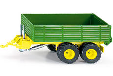 SIKU TANDEM AXLE TIPPING TRAILER