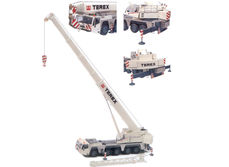 DEMAG TEREX AC200 MOBILE CRANE  (very detailed)