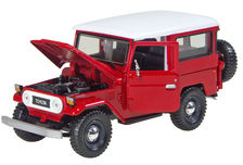 TOYOTA LANDCRUISER 40 Series HARDTOP  (detailed model)
