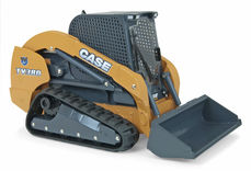 CASE TV380 SKID STEER LOADER on TRACKS