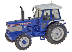 FORD TW-25 FWA TRACTOR  (1986)   very detailed