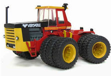 VERSATILE 1150 4WD TRACTOR with TRIPLES  High Detail