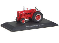 McCORMICK DEERING W6 TRACTOR    very detailed