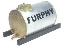 FURPHY WATER TANK - ON SKIDS