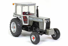 WHITE FIELD BOSS 2-105 TRACTOR with CAB  High Detail model