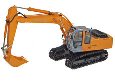 HITACHI Zaxis 210 EXCAVATOR  very detailed model