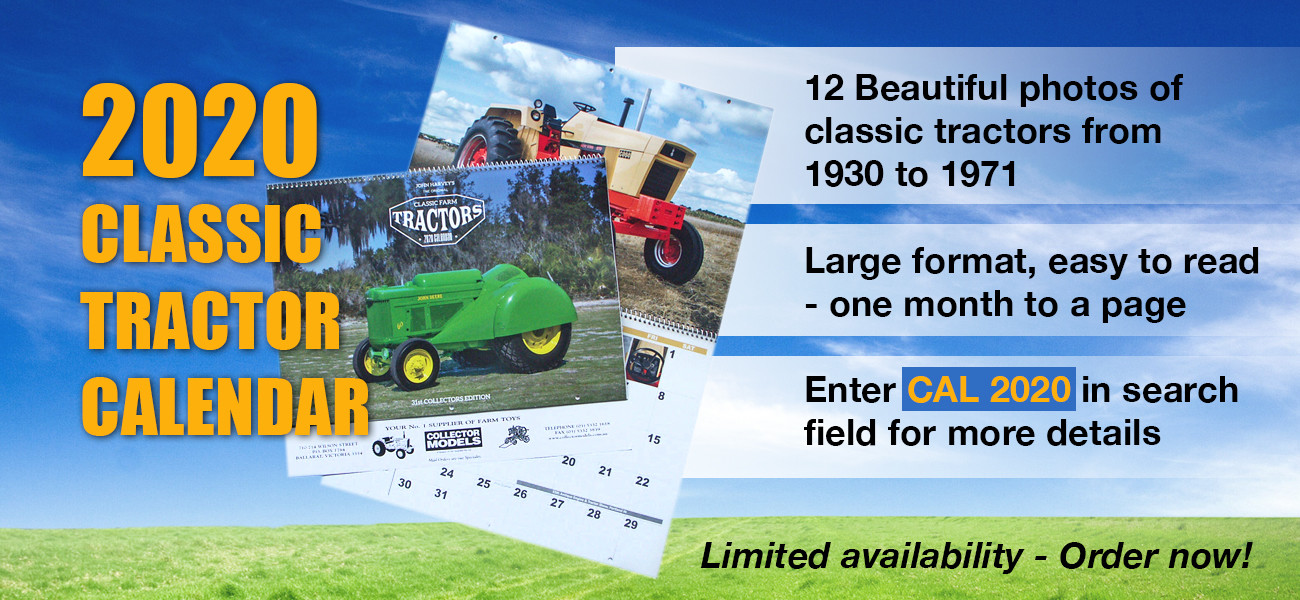 2020 Classic Tractor Calendar