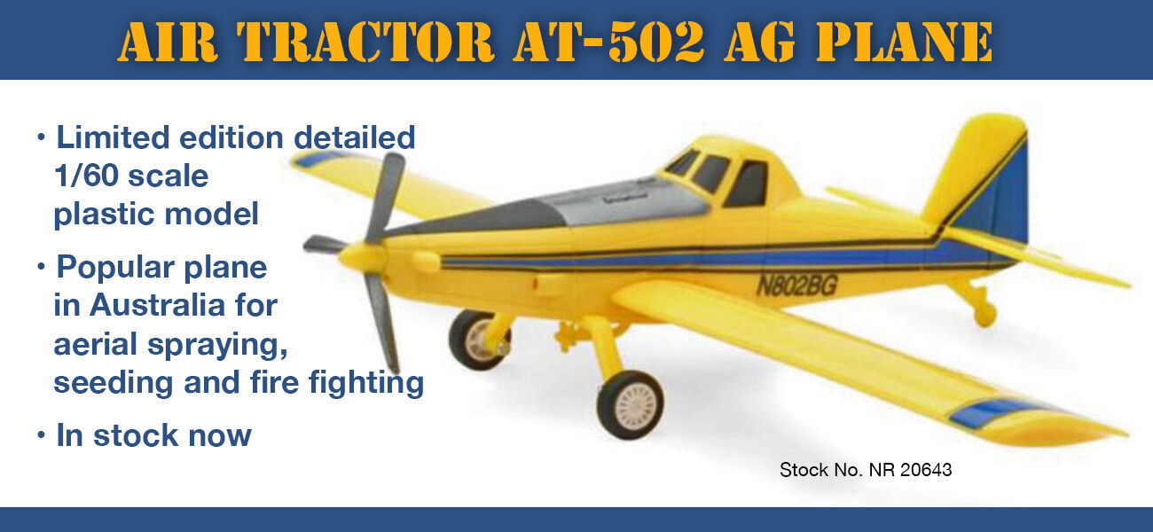 Air Tractor AT 502 Ag-plane