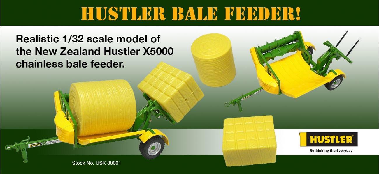Hustler Bale Feeder