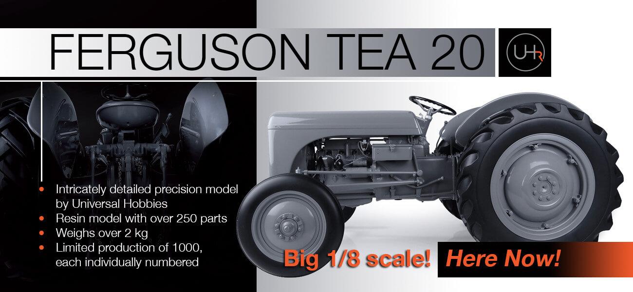 Model Ferguson TEA 20 - Collector Models