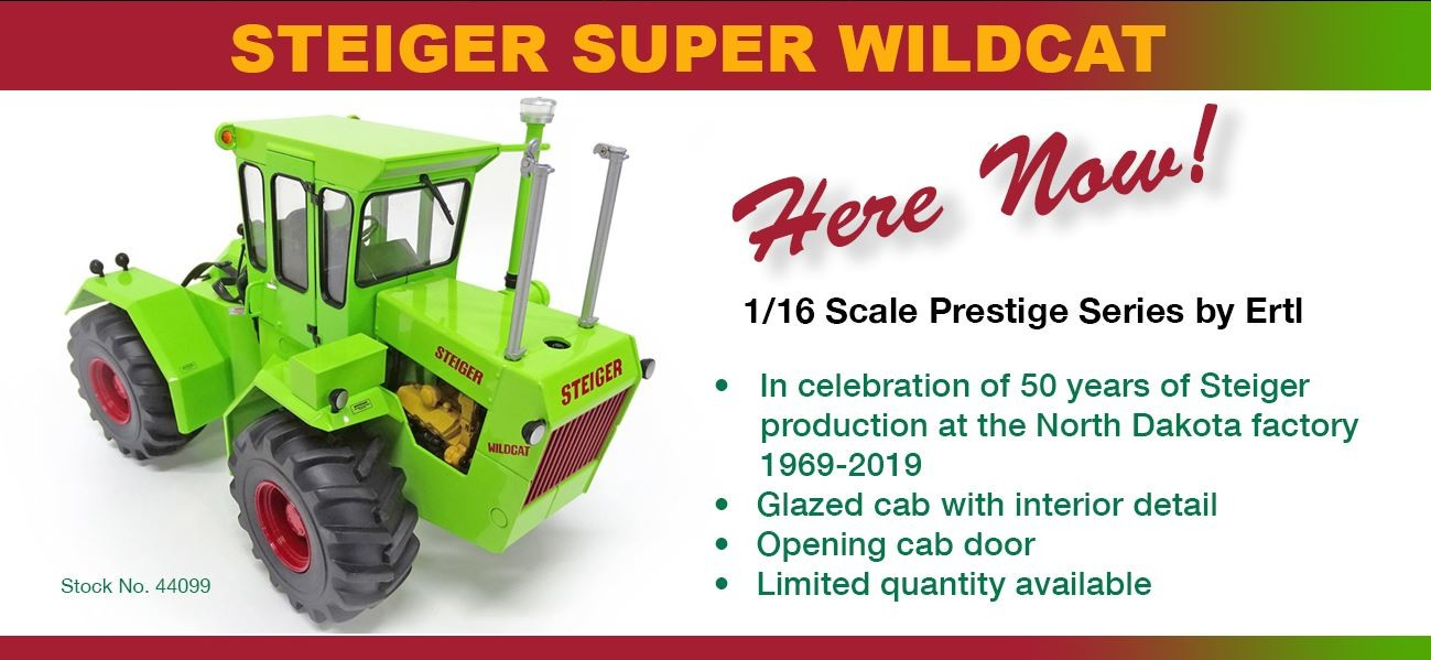Steiger Super Wildcat